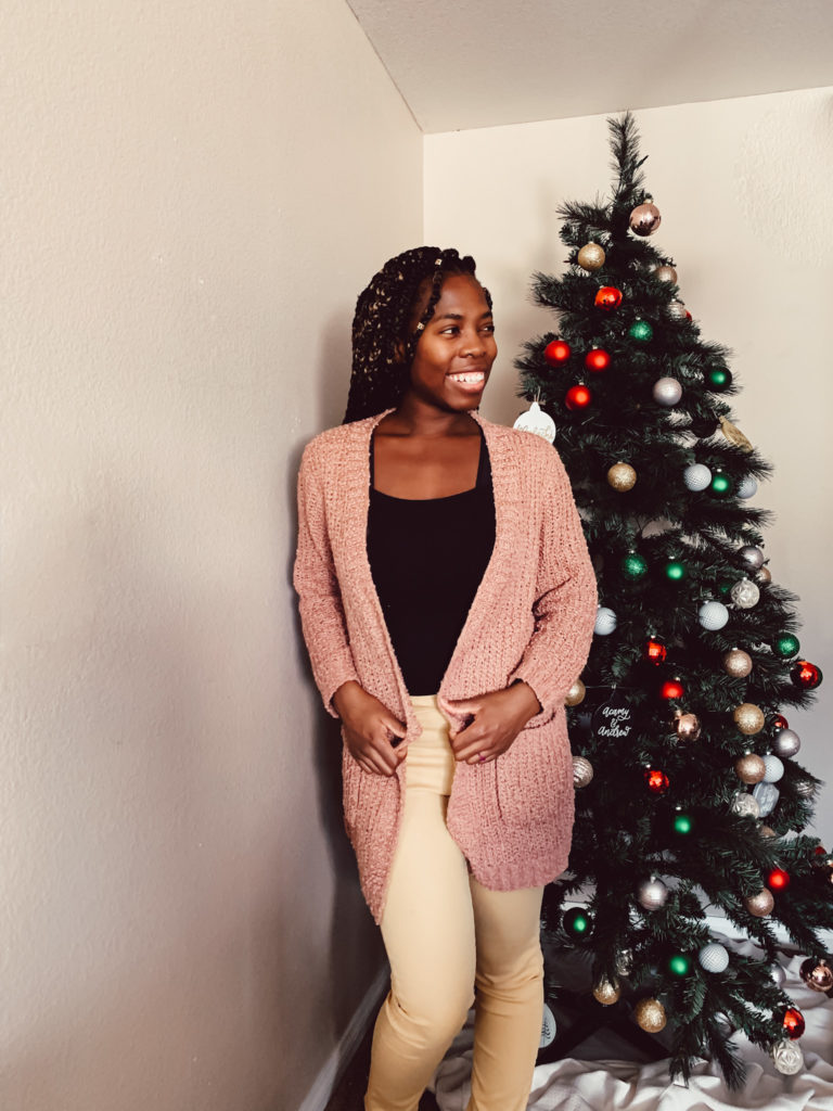 PinkBlush Cardigan